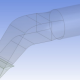 Conceptual design of turbine inlet